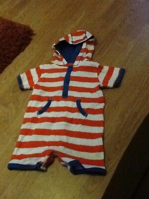 baby boys summer suit age 6/9 months bnwt
