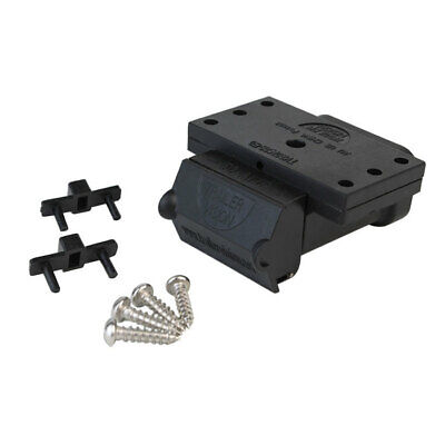Anderson Plug Cover 50 Amp External Mounting Bracket Cover with LED Indicator