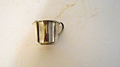 Vintage-Antique-Sterling-Silver-Lunt-Baby-Cup-Nice