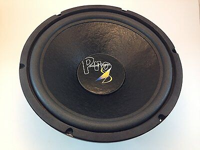 "1 Pc - Ces 12"" Replacement Woofer 1-1/2"" Voice Coil 360Watts 50Oz #Zdc120-Single"