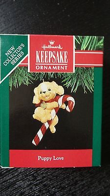 Hallmark 1991 Puppy Love # 1 In Series
