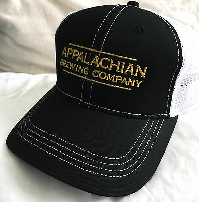 Brand NEW APPALACHIAN BREWING COMPANY Mesh Hat Cap Beer