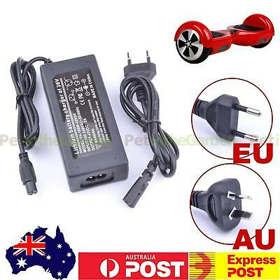 42V 2A Power Adapter Battery Charger For Two Wheel Smart Self Balance Scooter
