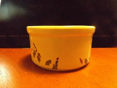 RRP Pottery Bowl