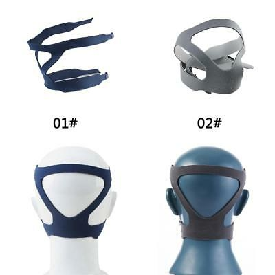 Durable CPAP Headgear Replaces Respironics & ResMed Straps [Mask Not Included]
