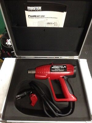 NEW! Master Appliance, PROHEAT STC Surface Temperature Control Heat Gun PH-1610K