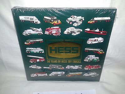 Hess 50 Years Of Hess Toy Trucks, Hardcover, New, Factory Sealed!