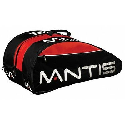 Mantis Squash Tennis 12 Racquet Racket Sports Thermo Bag