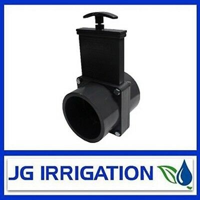 90mm Stormwater Slide Valve