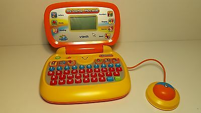 VTech My Laptop (Plus Web) - Educational Learning Toy/Computer - FAST OZ POST!!!