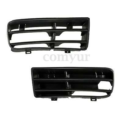 for VW GOLF MK4 1997 - 2005 FRONT BUMPER LOWER CORNER GRILLE PAIR O/S & N/S
