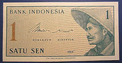 Indonesia 1 Sen =UNCIRCULATED= XDM 033787