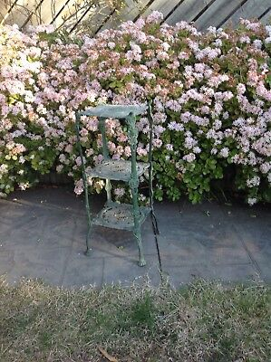 Cast Iron Display Stand