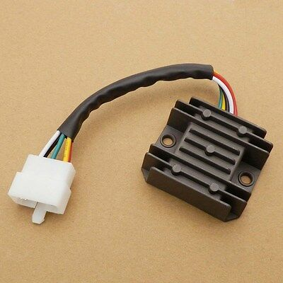 Voltage Rectifier Regulator For Scooter 5 Wire 125cc 150cc GY6 Part