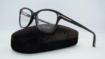 fe2ad122c06 Tom Ford TF 5404 001 Black Unisex Brille Glasses Frames Eyeglasses Size 53