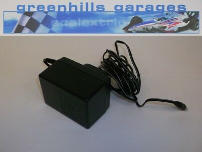 Greenhills Scalextric Transformer Power Pack Black Plug in 16v C990
