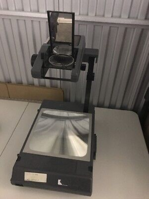 3M 2000 AG Overhead Projector W/New Bulb WORKING