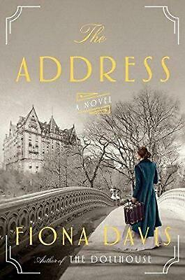 The Address by Fiona Davis Hardcover Book Free Shipping!
