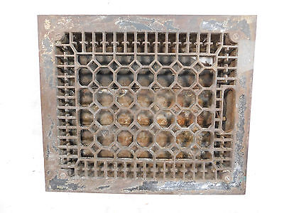 Antique Victorian Style Heating Vent / Grate - Circa 1895 Architectural Salvage