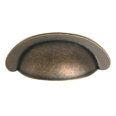 "20 Pack PA1021-WOA Windover Antique 2 3/4""cc Cabinet Cup Pulls Belwith Oxford"