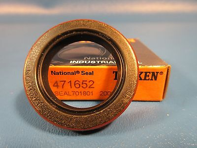 Timken 471652 (National) Dual Lip with One Spring