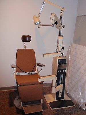 Reliance Chair and Stand