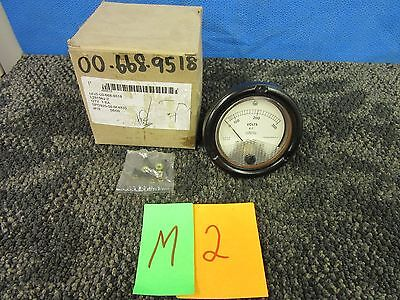 Phaostron Aircraft Aviation Gauge Military Ac Volts Voltmeter 639-918 0-300 New