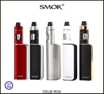 100% Genuine Smok OSUB mini Kit  -  60W SUB-OHM Vape Kit  - TPD compliant