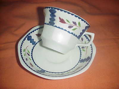 Adams Real English Ironstone Made In England Lancaster Cup And Saucer #3