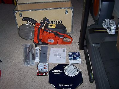 New Husqvarna 970 Ring Saw