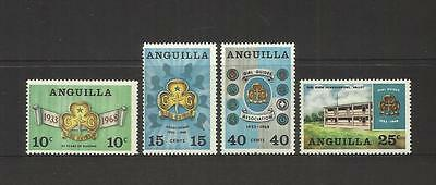 Anguilla ~ Small Collection Mid Modern (Mint Mh)