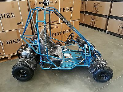 Scorpion 110cc, Kids  Go kart, buggy twin seater 3 speed semi auto with reverse