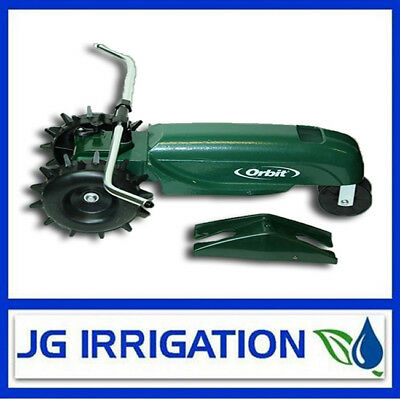 "Orbit Travelling Tractor Sprinkler – Lawn Sprinkler – Self Propelled ""Free Post"""