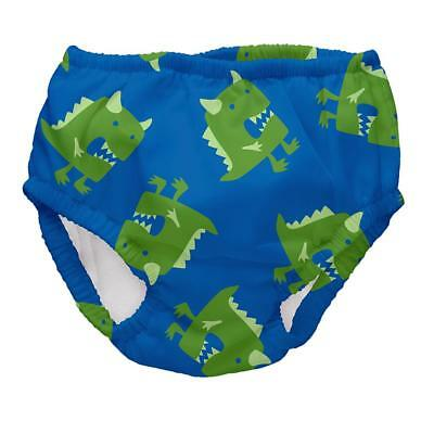 I Play Boys Baby Swim Diaper Blue/Green sz. 18-24 Months
