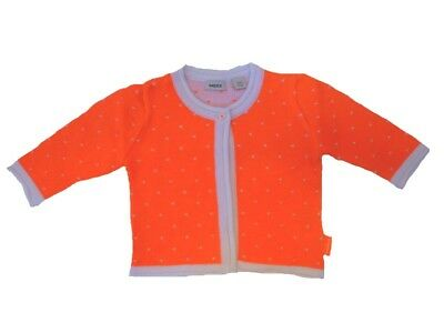 MEXX - Baby Cardigan Girls White sz. 56 - 68