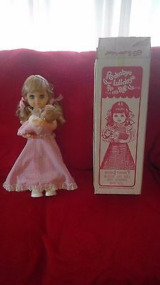 *Vintage* Rockabye Lullabye Doll w/ Baby - Moving & Musical