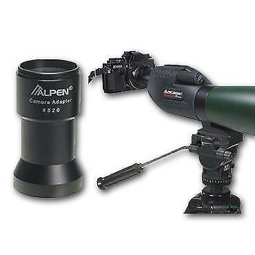 Alpen Rainier Camera Adaptor