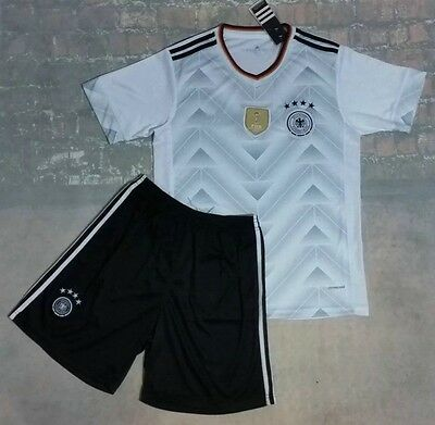 New Germany home soccer kits men's football jersey thai quality sports uniforms