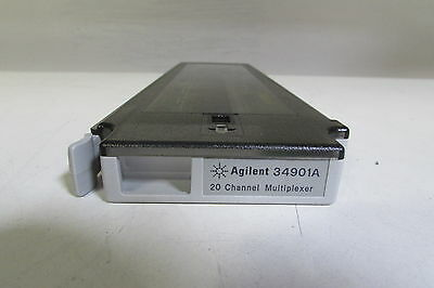 Agilent HP 34901A 20 Channel Multiplexer (2/4-wire) Module for 34970A