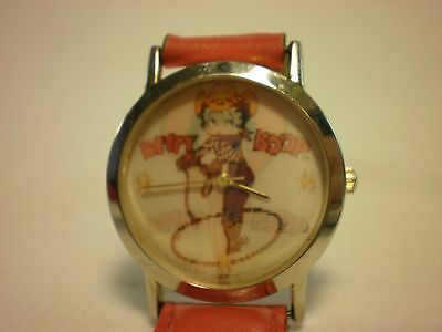 Betty Boop watch with hologram face  (Needs Battery) Rare VHTF - COLLECTORS! !!