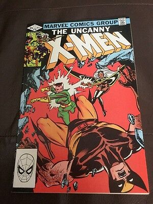 Uncanny X-Men Issue 158 1st Appearance of Rogue in X-Men VFN -NM