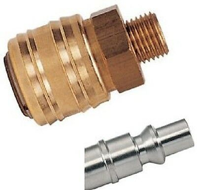 "Quick Release Coupler 1/2""bspp Male Rectus 14 KA Series CEJN 300"
