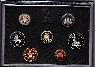 1988 Standard Proof Set Of 7 Coins