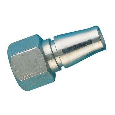 "Quick Release Plug 1/4""bspt Female Rectus 68Srs Equiv Parker Schrader Heavy Duty"