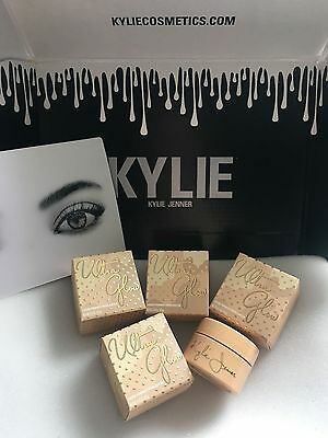 Kylie Cosmetics Vacation Ultra Glow Kylighters / Highlighter - Santorini , Fiji