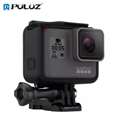PULUZ ABS Plastic Housing Shell Frame Mount Protective Case Cage for GoPro