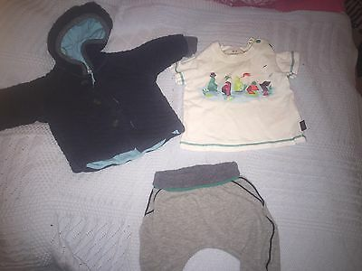 Baby Boy 0-3 Outfits Bundle Ted Baker Next Junior J