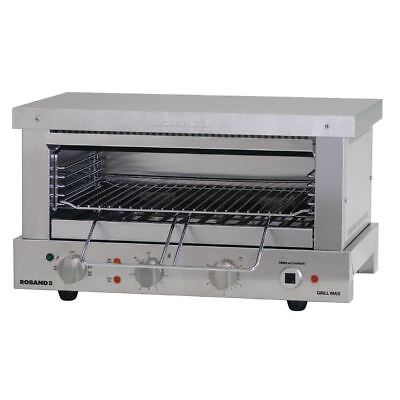 Roband Wide Mouth Toaster Grill GMW815E