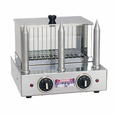 Roband Hot Dog Bun Warmer M3 Servery Commercial Machine Cooker Mobile Unit