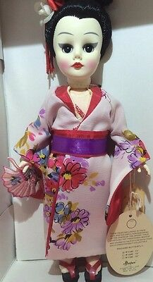 Effanbee Madame Butterfly Doll, No. 1740, Mint in Box